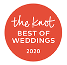 The Knot Best of Weddings Award for Golden Glow Ballroom in Saginaw, MI